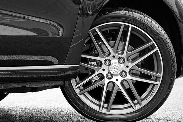 New Tires Corona