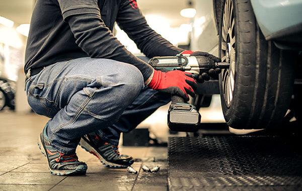 Tire Shop